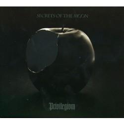 Secrets Of The Moon - Privilegivm - CD DIGIPAK
