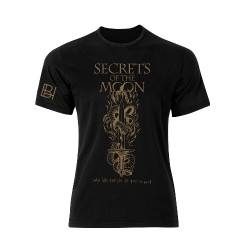Secrets Of The Moon - Temple - T-shirt (Homme)