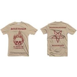 Sektarism - La Mort De L'Infidèle - T-shirt (Men)