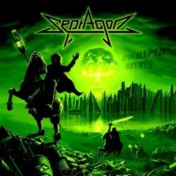 Septagon - Apocalyptic Rhymes - CD