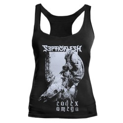 Septicflesh - Codex Omega - T-shirt Tank Top (Femme)