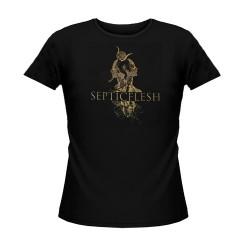 Septicflesh - Communion - T-shirt (Femme)