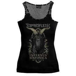Septicflesh - Dark Art - T-shirt Tank Top (Femme)