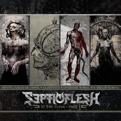 Septicflesh - In The Flesh - Part I - 4CD BOX + Digital