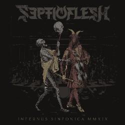 Septicflesh - Infernus Sinfonica MMXIX - 2CD + DVD digipak + Digital