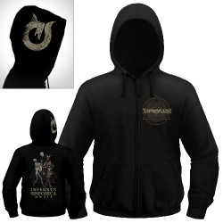 Septicflesh - Infernus Sinfonica MMXIX - Hooded Sweat Shirt Zip (Homme)