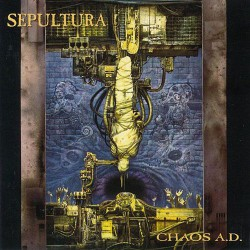 Sepultura - Chaos A.D. [Expanded Edition] - 2CD DIGISLEEVE