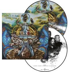 Sepultura - Machine Messiah - Double LP picture gatefold