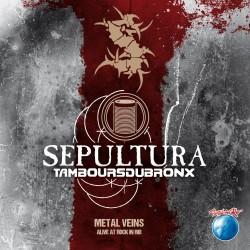 Sepultura - Metal Veins - Alive At Rock In Rio - DOUBLE LP Gatefold