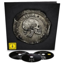 Sepultura - Quadra - 2CD + Bu-ray earbook