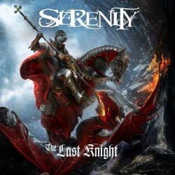 Serenity - The Last Knight - CD DIGIPAK