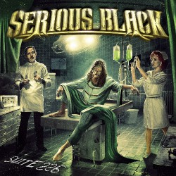 Serious Black - Suite 226 - LP Gatefold Coloured