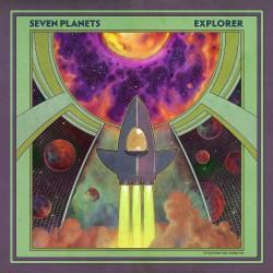 Seven Planets - Explorer - CD