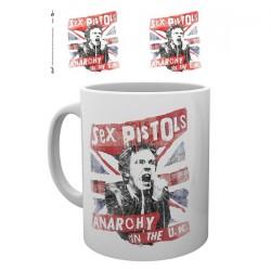 Sex Pistols - Union Jack - MUG
