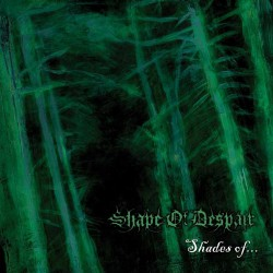 Shape Of Despair - Shades Of... - LP