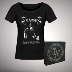 Shining - IX - Everyone, Everything, Everywhere, Ends - Digibox + T-shirt bundle (Femme)