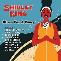 Shirley King - Blues For A King - CD