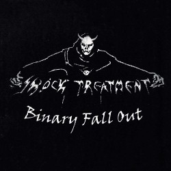 Shock Treatment - Binary Fall Out - CD EP slipcase