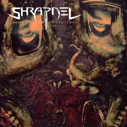 Shrapnel - The Virus Conspires - CD
