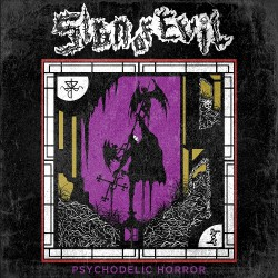 "Sign Of Evil - Psychodelic Horror - 7"" vinyl"