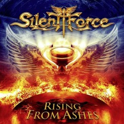 Silent Force - Rising from Ashes LTD Edition - CD DIGIPAK