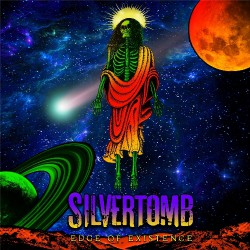 Silvertomb - Edge Of Existence - CD