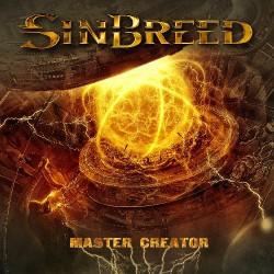 Sinbreed - Master Creator - CD DIGIPAK