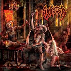 Sinister - The Post-Apocalyptic Servant - 2CD DIGIPAK