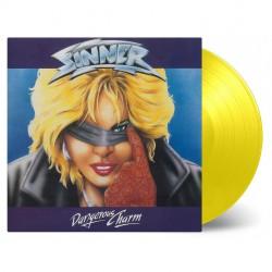 Sinner - Dangerous Charm - LP COLOURED