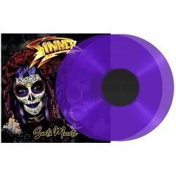 Sinner - Santa Muerte - DOUBLE LP GATEFOLD COLOURED