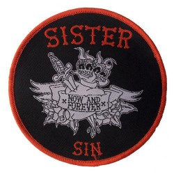 Sister Sin - Tattoo - Patch