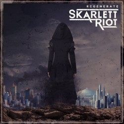 Skarlett Riot - Regenerate - CD DIGIPAK