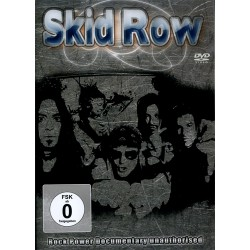 Skid Row - Rock Power Documentary - DVD