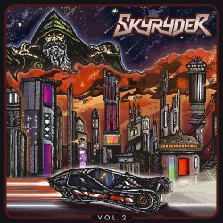 Skyryder - Vol. 2 - CD EP