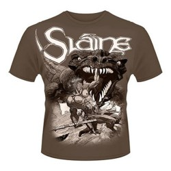 Slaine - Slaine Painting - T-shirt (Men)
