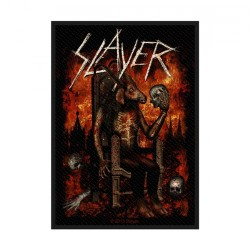 Slayer - Devil On Throne - Patch