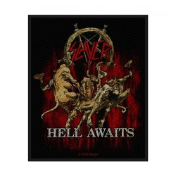 Slayer - Hell Awaits - Patch
