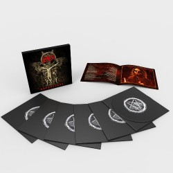 "Slayer - Repentless - 7"" EP BOX"