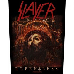 Slayer - Repentless - BACKPATCH