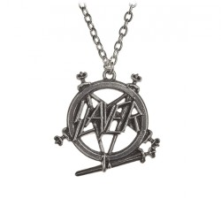 Slayer - Sword Pentagram - PENDANT