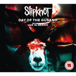 Slipknot - Day Of The Gusano - Live In Mexico - CD + DVD digisleeve