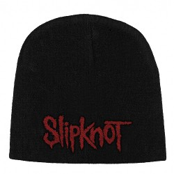 Slipknot - Red Logo - Beanie Hat