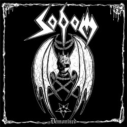Sodom - Demonized - 2 TAPES BOXSET