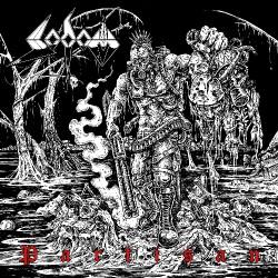 Sodom - Partisan - CD EP DIGIPAK