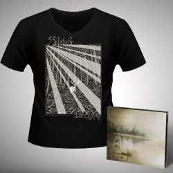 Solstafir - Berdreyminn - CD DIGIPAK + T-shirt V-neck bundle (Homme)