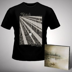 Solstafir - Berdreyminn - CD DIGIPAK + T-shirt bundle (Homme)