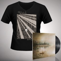 Solstafir - Berdreyminn - Double LP gatefold + T-shirt V-neck bundle (Homme)