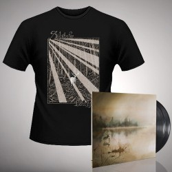 Solstafir - Berdreyminn - Double LP gatefold + T-shirt bundle (Homme)