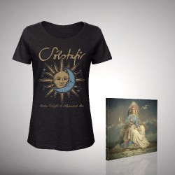 Solstafir - Bundle 2 - CD DIGIPAK + T-shirt bundle (Femme)