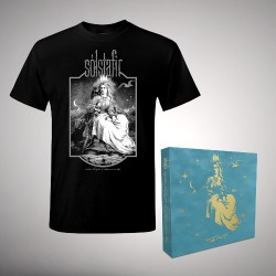 Solstafir - Bundle 3 - Digibox + T-shirt bundle (Homme)